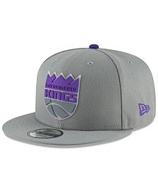 New Era Sacramento Kings Team Cleared 9FIFTY Snapback Cap