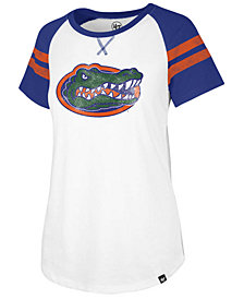 '47 Brand Women's Florida Gators Fly Out Raglan T-Shirt