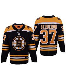 Fanatics Men's Patrice Bergeron Boston Bruins Breakaway Player Jersey