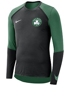 Nike Men's Boston Celtics Dry Long Sleeve Top