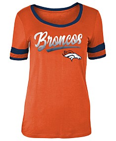 2b3f325b Denver Broncos Sport Fan T-Shirts, Tank Tops, Jerseys For Women - Macy's