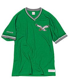 Mitchell & Ness Men's Philadelphia Eagles Overtime Win Vintage T-Shirt