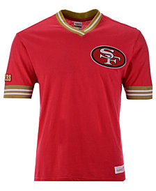 Mitchell & Ness Men's San Francisco 49ers Overtime Win Vintage T-Shirt