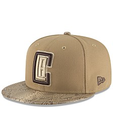 New Era Los Angeles Clippers Snakeskin Sleek 59FIFTY FITTED Cap