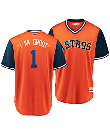 Majestic Men's Carlos Correa Houston Astros Players Weekend Replica Cool Base Jersey