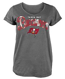 Women's Tampa Bay Buccaneers Script Logo T-Shirt