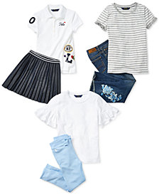 Polo Ralph Lauren Polo Big Girls Varsity Collection