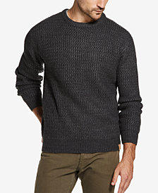 Weatherproof Vintage Men's Textured Sweater