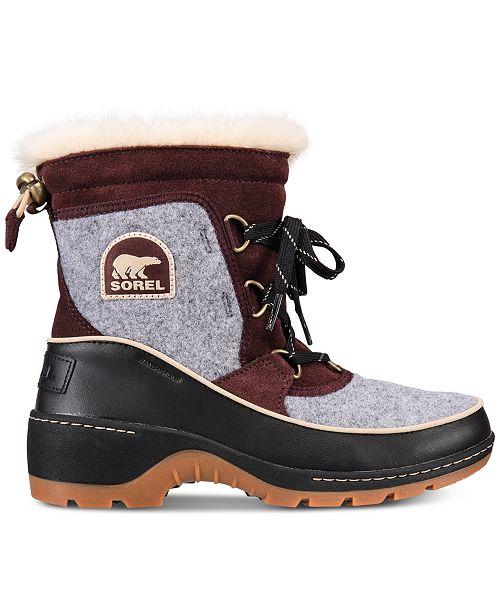 86eb41c25321 Sorel Women s TIVOLI III Waterproof Winter Boots   Reviews - Boots ...