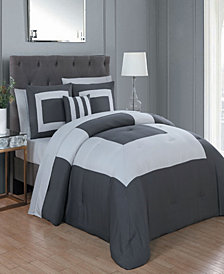 Carson 8 Pc King Bed In A Bag