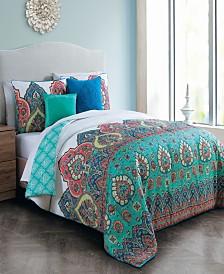 Livia 5 Pc Queen Comforter Set