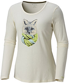 Columbia Little Foxy Long-Sleeve T-Shirt