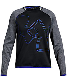 Under Armour Big Girls AF Logo-Print Top