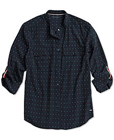 Tommy Hilfiger Wednesdae Top, from The Adaptive Collection