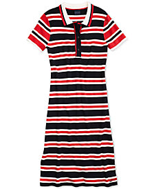 Tommy Hilfiger Women's Serena Polo Dress from The Adaptive Collection