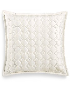 Hotel Collection Alabastar Quilted European Sham, Created for Macy's