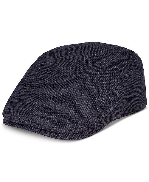 Levi s Men s Fleece-Lined Flat Top Ivy Hat - Hats fcc72125fe4e