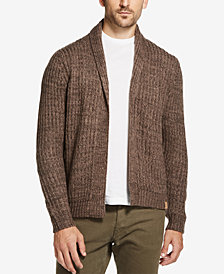 Weatherproof Vintage Mens Open Marl Cardigan, Created for Macy's