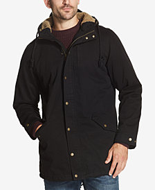 Weatherproof Vintage Men's Sherpa Fleece-Lined Jacket