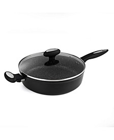 "Cook 11"" Saute Pan with Glass Lid"