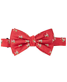 Lauren Ralph Lauren Big Boys Puppies Bow Tie