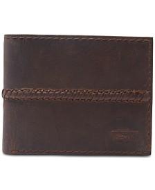 Levi's® Men's Extra-Capacity Slimfold Wallet