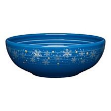 Snowflake 38 oz. Bistro Medium Individual Serve Bowl, Created for Macy's