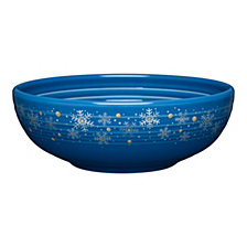 Fiesta Snowflake Bistro Medium Individual Serve Bowl, Created for Macy's