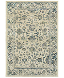 Oriental Weavers Linden 7909A Ivory/Blue Area Rug