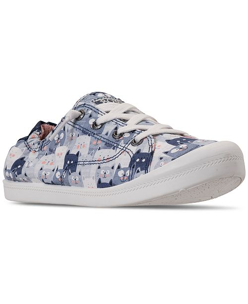 2838dd45fe63 ... Skechers Women s Bobs Beach Bingo - Kitty Concert Bobs for Dogs Casual  Sneakers from Finish ...