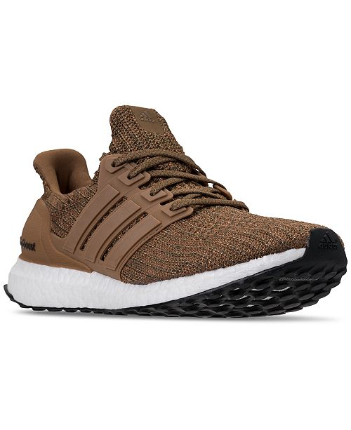 size 40 61246 7debe ... adidas Men s UltraBOOST 4.0 Running Sneakers from Finish ...