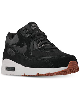 c019a54ca5e019 Nike Men s Air Max 90 Ultra 2.0 Leather Casual Sneakers from Finish ...