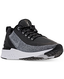 Nike Women's Odyssey React Shield Running Sneakers from Finish Line