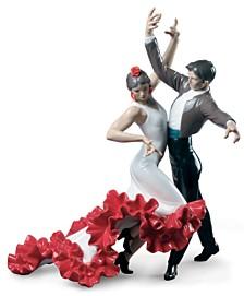 Lladró Flamenco Dancers Figurine
