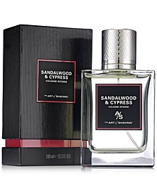 The Men's Sandalwood & Cypress Cologne, 3.3-oz.