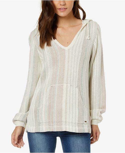 c2a6d608d012 O Neill Juniors  Bonfire Hooded Sweater   Reviews - Sweaters ...