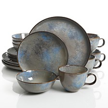 Laurie Gates Selene 16 PC Dinnerware Set