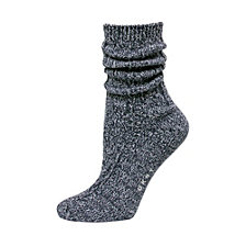 DKNY Color Twist Cable Crew Sock