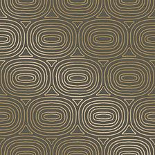 Tempaper Novogratz for Tempaper Ovals Self-Adhesive Wallpaper