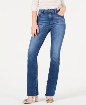 JOE'S Hi Rise Honey Curvy Bootcut Jeans in Kahlo