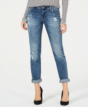 Kut From The Kloth KUT FROM THE KLOTH CATHERINE RIPPED CUFFED JEANS