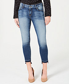 Kut from the Kloth Connie Step-Hem Jeans