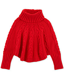 Carter's Toddler Girls Turtleneck Sweater