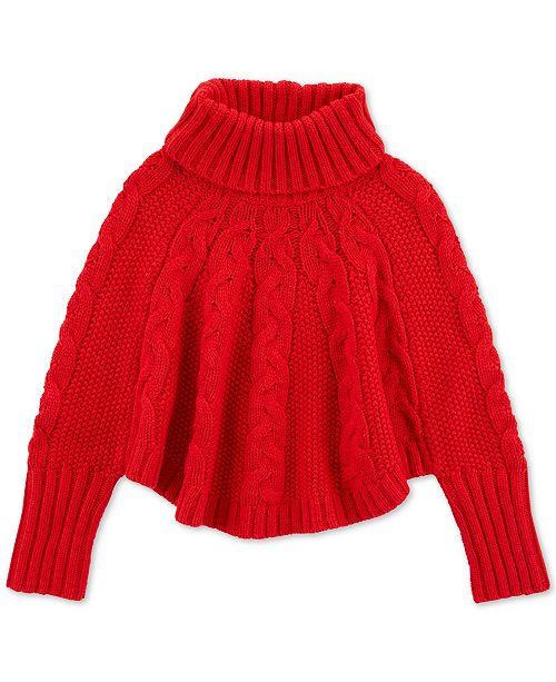 1a9e52de8a Carter s Toddler Girls Turtleneck Sweater   Reviews - Sweaters - Kids ...