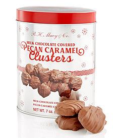 R.H. Macy & Co. Chocolates, 7 Oz. Pecan Caramel Clusters