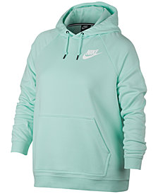 Nike Plus Size Sportswear Rally Fleece Hoodie