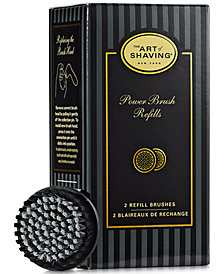 The Art of Shaving Power Brush Refills, 2-Pk.