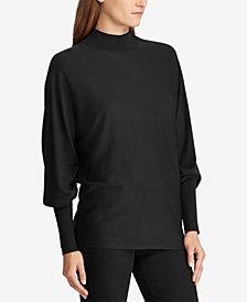 Lauren Ralph Lauren Dolman-Sleeve Modal Sweater
