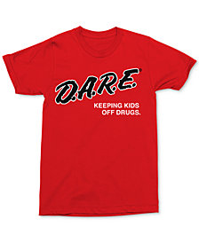DARE Men's Graphic T-Shirt