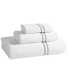 Kassatex Carrara 100% Turkish Cotton Bath Towels